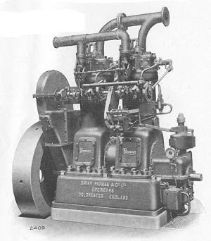 2 cylinder Enclosed Type