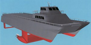 Surface Effect Ship