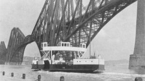 Queen Margaret at Queensferry