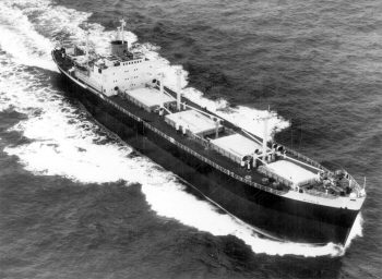 SD14 cargo ship Nicola