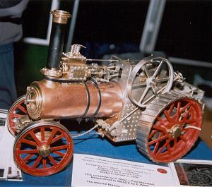 Model of DP Traction Engine