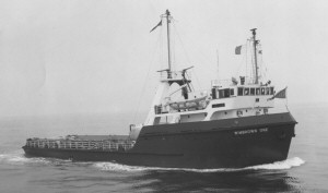 Supply vessel Wimbrown One