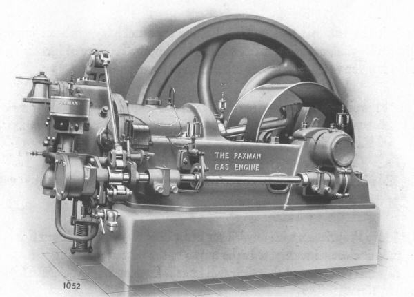 Type L Gas Engine - magneto ignition